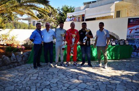 Slalom dei trulli a Monopoli:  vince Fabio Emanuele