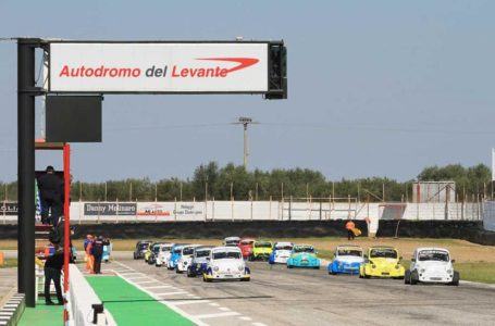 Primo trofeo di Motorterapia all'Autodromo del Levante