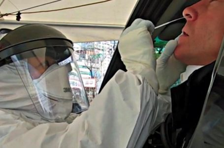 """Tamponi Coronavirus, a Roma si fanno con il """"drive-thru"""""""