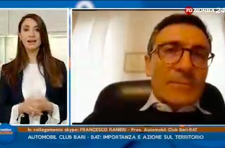 """Aci Bari- Bat tra ripresa e nuovi obiettivi. Ranieri: """"Siamo sempre al servizio degli automobilisti"""""""