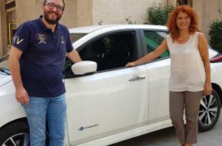Mobilità, cinque nuove auto elettriche per la Polizia Municipale dell'Aquila