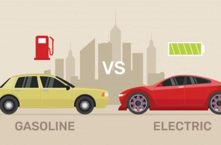 Benzina o elettrica, quale motore costa meno?