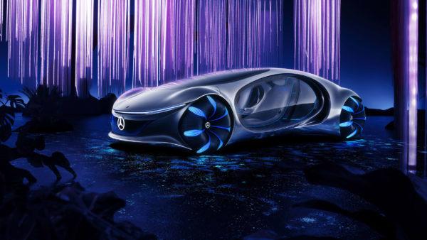 Mercedes Avtr, l'auto eco-sostenibile e futuristica che cambia il rapporto uomo-macchina