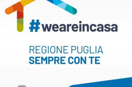 Dalle fiabe ad una mostra digitale della pandemia: la Regione Puglia apre #Weareincasa