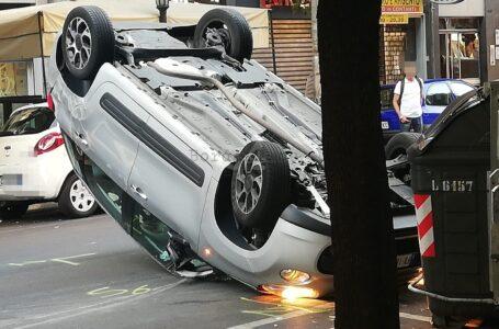 Incidenti stradali, maglia nera per la Bat: +120 per cento di vittime nel 2020