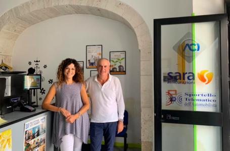 Artigiani del mondo dei servizi agli automobilisti: la delegazione Aci di Alberobello
