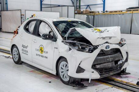 Esordio per il nuovo protocollo Euro Ncap 2020 sugli standard di sicurezza delle auto nuove: cinque stelle per la Toyota Yaris
