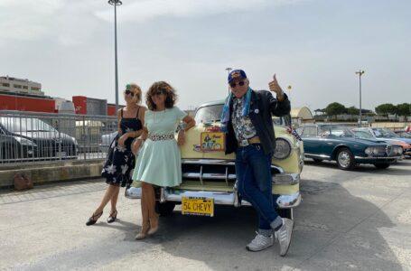 Concorso di eleganza per auto d'epoca: la vincitrice del contest tesserata Automobile Club in California