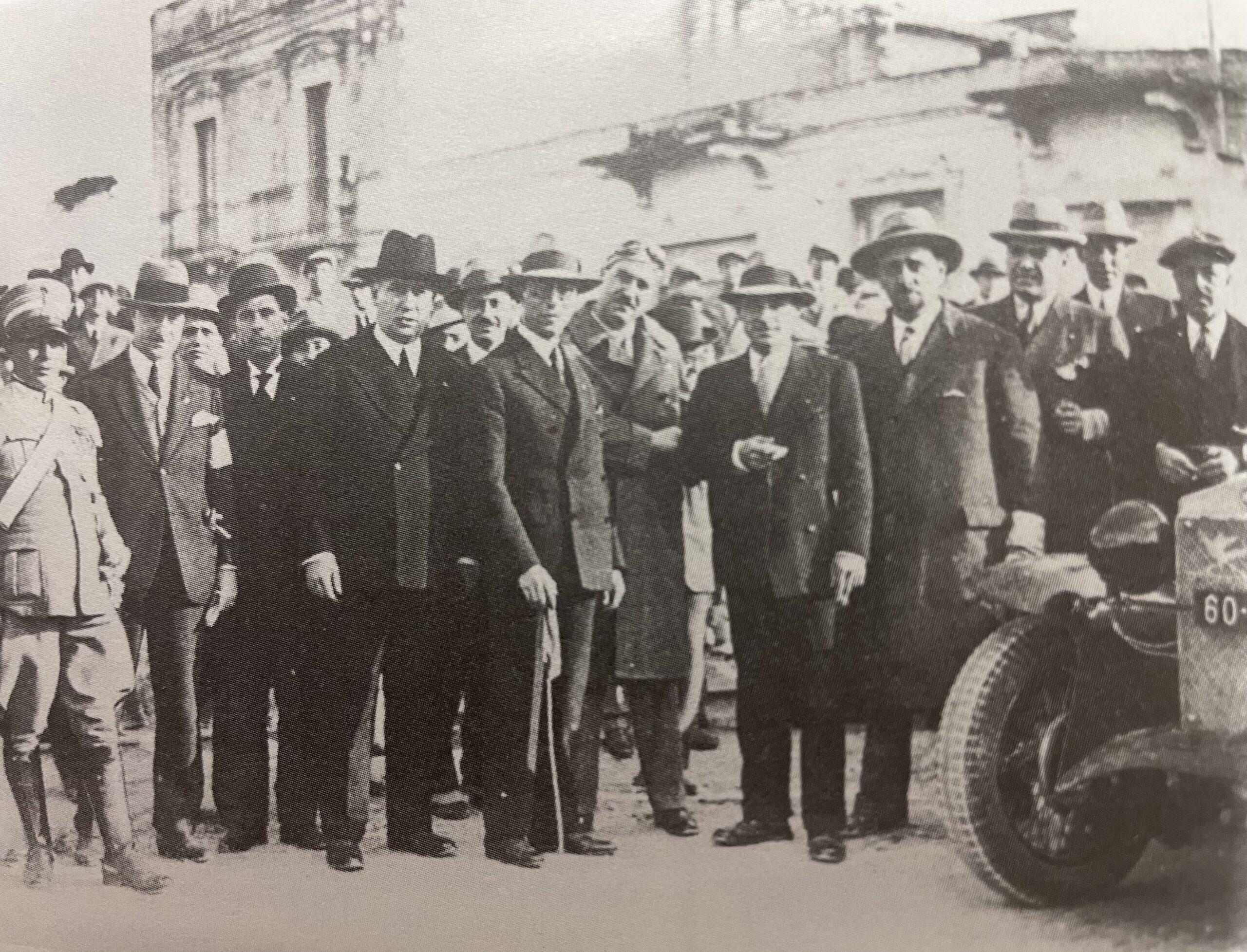 """La storica """"Coppa di Crollalanza"""", prima gara automobilistica dell'Auto Club di Bari"""
