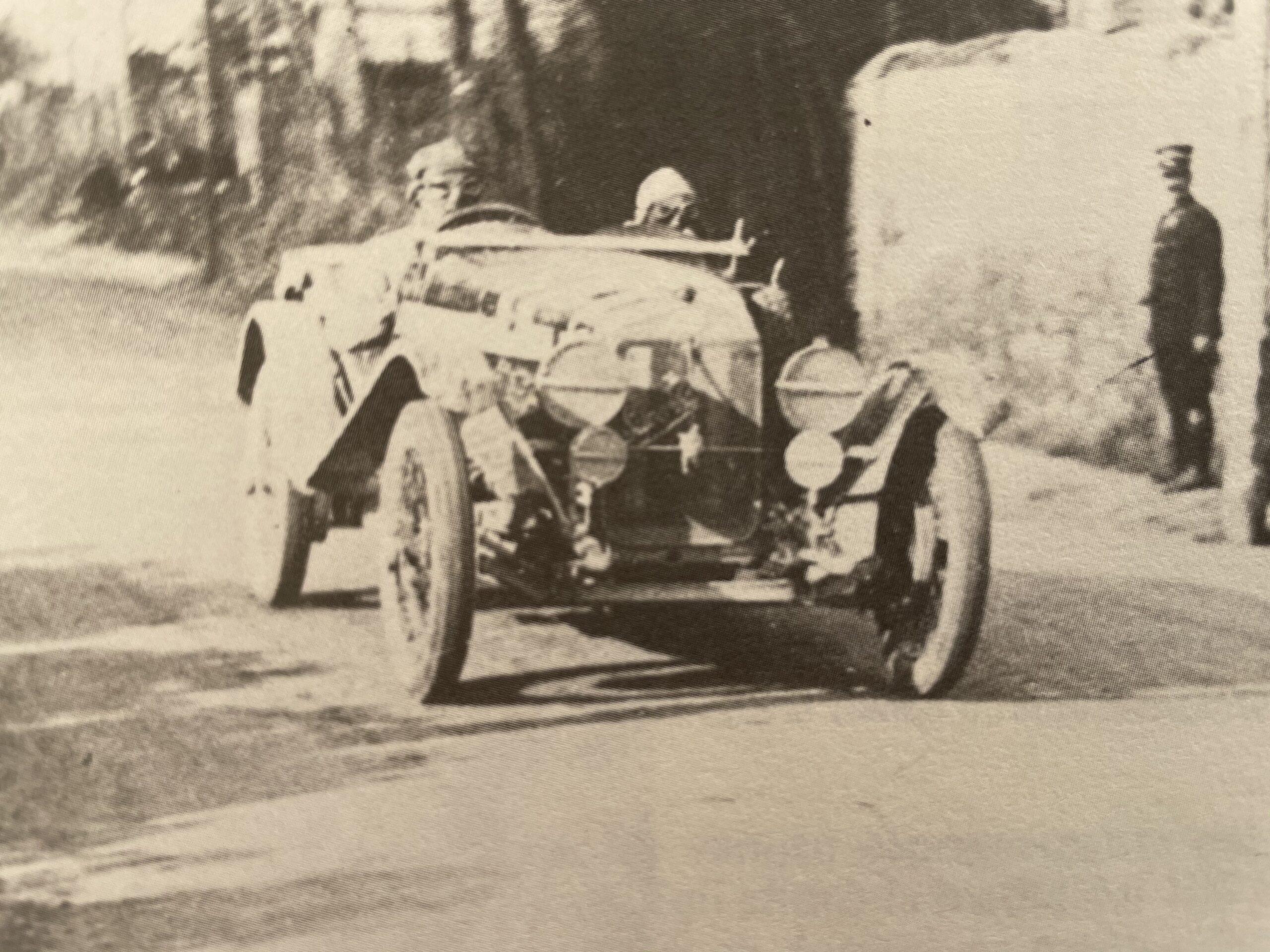 Dall'Automobile Club Pugliese al primo Auto Club di Bari: primi storici passi dell'automobilismo pugliese