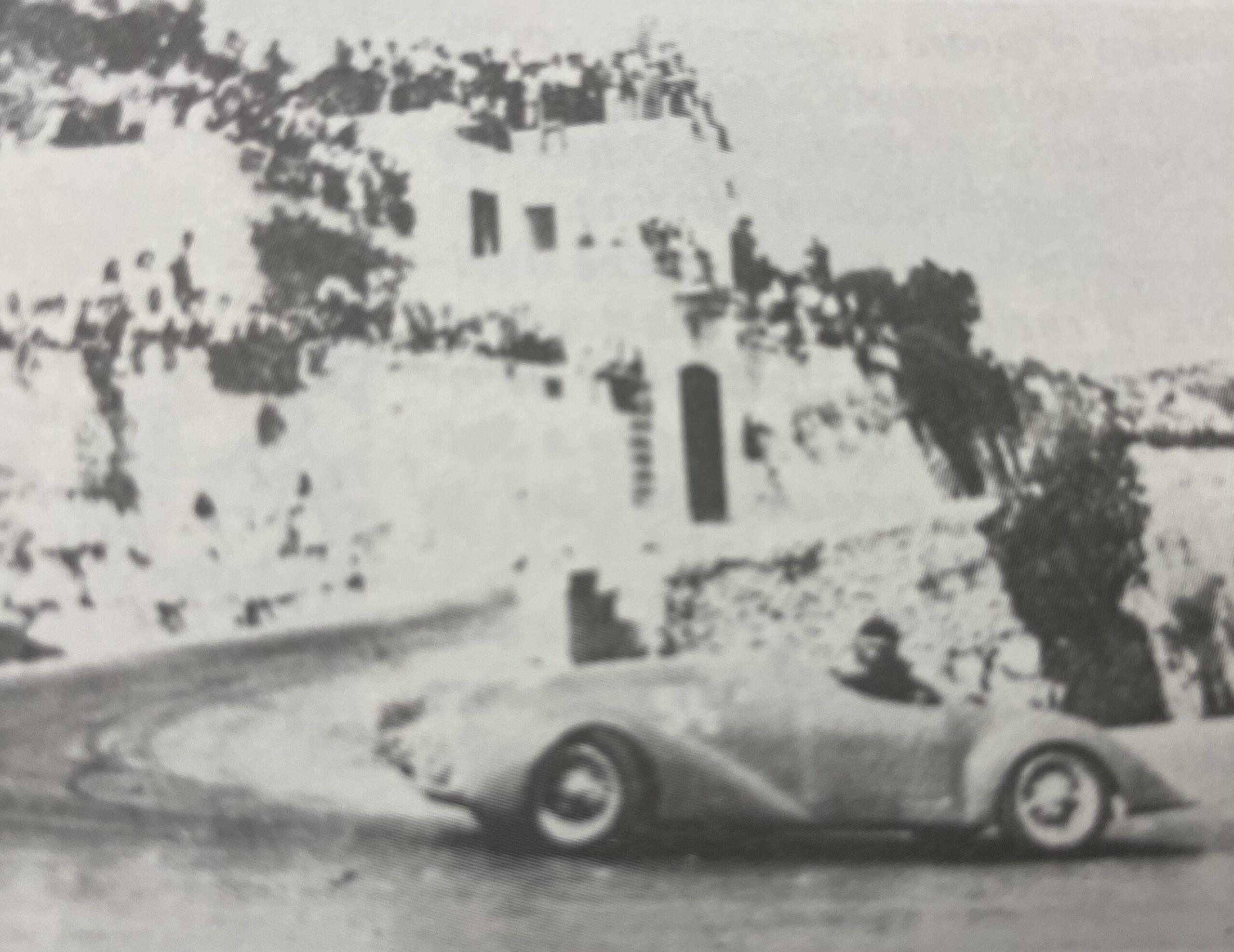 Storia dell'automobilismo sportivo in Puglia: la nascita della Coppa Selva di Fasano