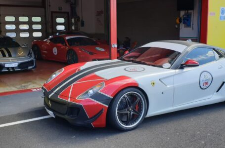 Pole position per i due baresi al Trofeo Ferrari Club Italia al Mugello Circuit