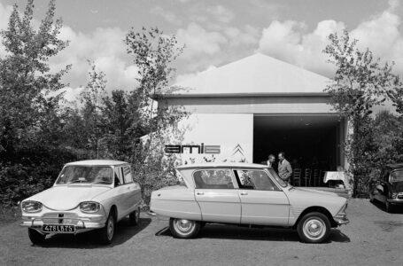 Sessant'anni fa nasceva la Citroën AMI6: ne furono prodotte un milione fino al 1971