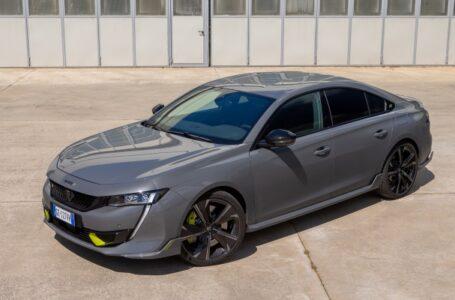 Peugeot presenta la sua 508 Sport Engineered: debutto sul mercato a maggio 2021