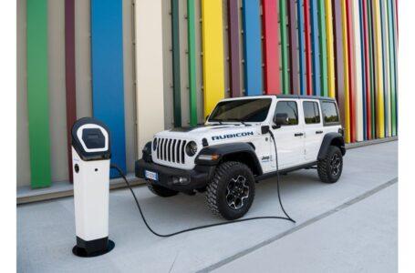 Nuova Jeep Wrangler 4xe: il 4×4 diventa elettrico per andare ovunque