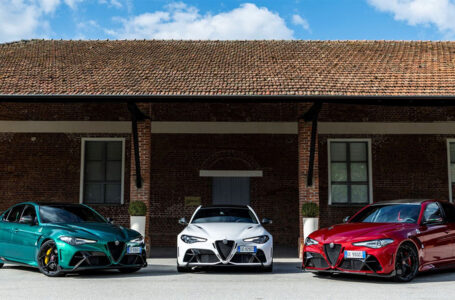 Giulia GTA: la leggenda scende in strada
