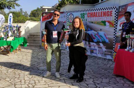Slalom dei Trulli: la grinta di Jessica Scarafone, unica donna della 9^ edizione