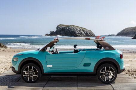 Dalla storica Méhari alla Cactus M: Citroën continua ad evocare la voglia di libertà