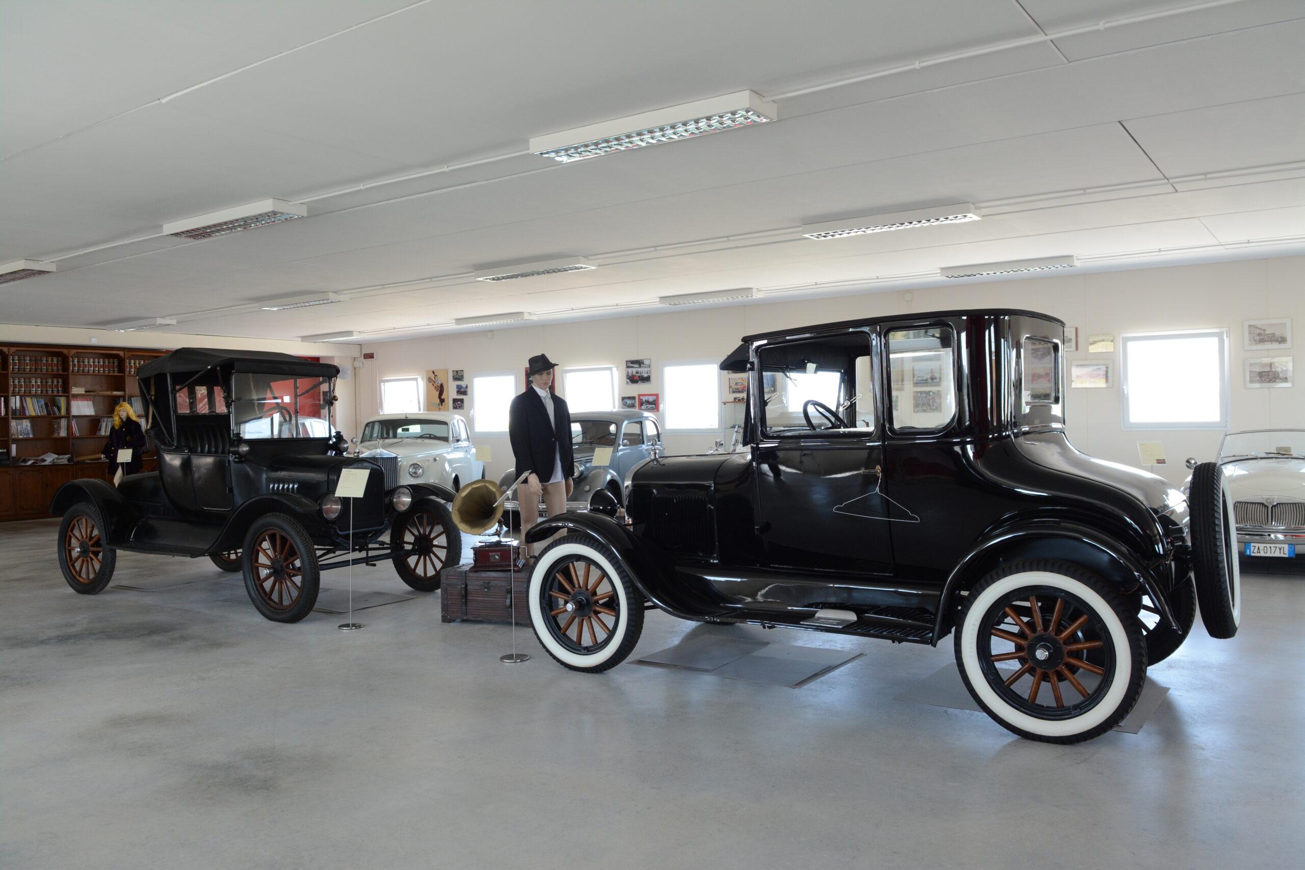 Murgia Museum: dalla passione per le auto storiche nasce un'esposizione unica in Puglia