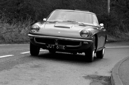 """Maserati Mistral """"Best in Show"""" al Concorso Italiano 2021 in California"""