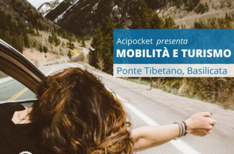 """Turismo: camminare sospesi tra il cielo e la natura incontaminata: il """"Ponte alla Luna"""" di Sasso di Castalda"""