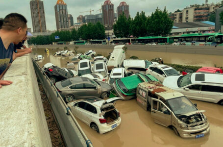 Intelligenza artificiale per salvare le auto dalle alluvioni: Huawei presenta il primo brevetto