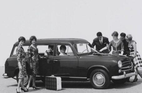 Dalla Peugeot 203 familiare alla nuova 308 Sw: 70 anni di station wagon Peugeot