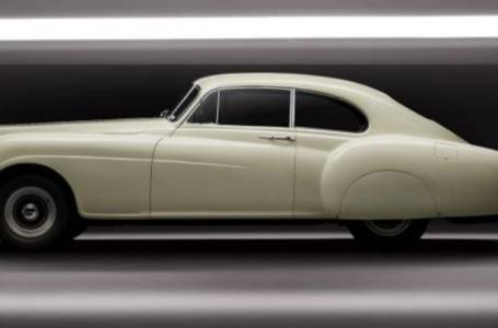 Il reparto design di Bentley compie 70 anni: il primo progetto nel 1951