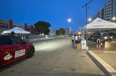 Slalom, frenate e ostacoli: a Barletta un pomeriggio di guida sicura con l'autoscuola Drivers Ready2Go
