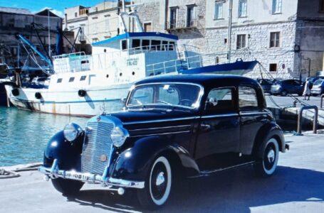 Concorso di eleganza delle auto d'epoca: domani l'evento ad Andria